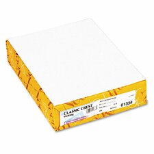 Classic Crest Stationery Writing Paper, 500/Ream