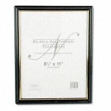 Ez Mount Document Frame, Plastic, 8-1/2 X 11 (Set of 2)
