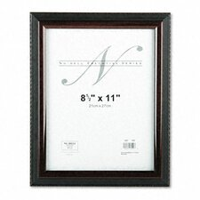 Executive Document Plastic Picture Frame