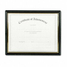 Framed Achievement and Appreciation Award