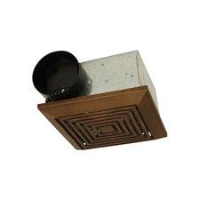 70 CFM Bathroom Ventilation Fan in Bronze
