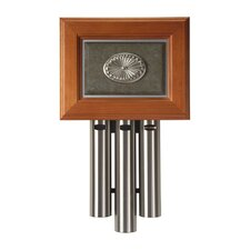 Classic Series Door Chime with Antique Pewter and Rustic Gold