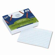 "Multi-Program Handwriting Paper, 0.5"" Long Rule, 500 Sheets/Pack"