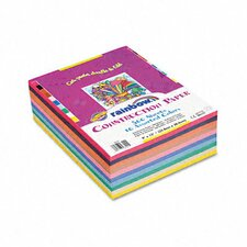 Rainbow Super Value Construction Paper, 500 Sheets/Ream