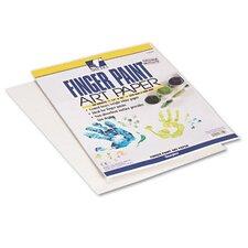 Fingerpaint Paper, 50 Sheets/Pack (Set of 2)