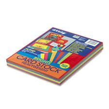 Array Card Stock, 65 Lbs., 100 Sheets/Pack