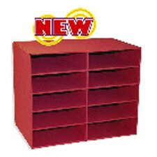 10 Shelf Organizer Cubby