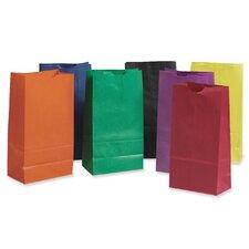 Rainbow Craft Bags (28 Pack)