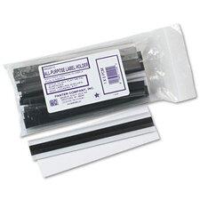 Magnetic Label Holder, Side Load, 10/Pack