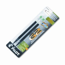 Refill for G2 Gel, Dr. Grip Gel / Ltd, Execugel G6, Q7, Fine Tip, 2/Pack (Set of 3)