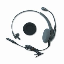 Encorepro Monaural Over-The-Head Headset with Noise Canceling Microphone