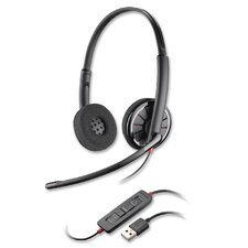 Corded Headset with USB