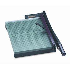 StakCut 30-Sheet Paper Trimmer, Wood Base, 17-1/2 x 12-7/8