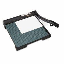 Original Green Paper Trimmer, Wood Base, 14 1/2 x 13