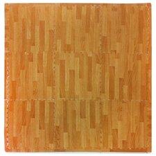 Tadpoles Wood Print Playmat Set