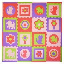 Cats and Dogs Playmat Set