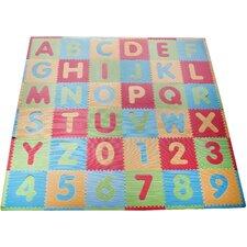 Tadpoles 36 Piece ABC Playmat Set