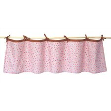 "Field of Flowers 60"" Curtain Valance"