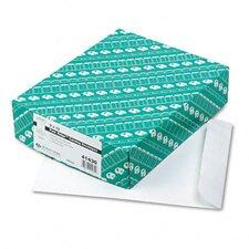 Park Ridge Embossed Catalog Envelope, 9 x 12, White, 100/box