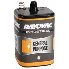 Rayovac - Lantern Batteries 42135 6V Gp Indust. Lantern Battery W/Spring Te: 620-6V-Gp - 42135 6v gp indust. lantern battery w/spring te