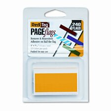 Removable/Reusable Page Flags, 13 Assorted Colors, 300 Flags per Pack (Set of 2)