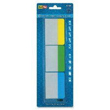 Write-On Self-Stick Index Tab Flags (30 Pack) (Set of 3)