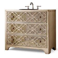 "Designer Series 36"" Grace Hall Bathroom Vanity Chest Base"