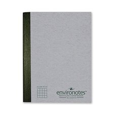 "Composition Book, Quad Ruled, 5""x5"", 80 Sheets"