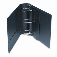 "Top Performance Dxl Locking Binder with Label Holder, 4"" Capacity"
