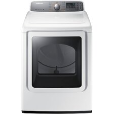 7.4 Cu. Ft. Gas Dryer with Steam Technology
