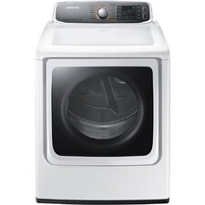 9.5 Cu. Ft. Electric Dryer with Steam Technology