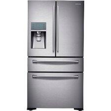 22.6 cu. ft. French Door Refrigerator with FlexZone™ Drawer