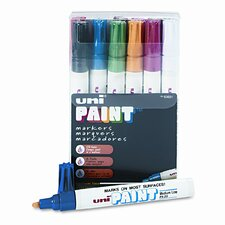 Uni-Paint Marker, 12/Set