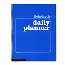 Daily Planner Record Book (Set of 2)