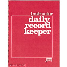 Scholastic Daily Keeper Record Book (Set of 2)