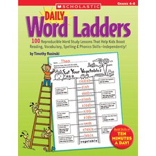Daily Word Ladders Book