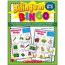 Bilingual Bingo Book