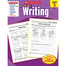 Scholastic Success Writing Gr 3 Book
