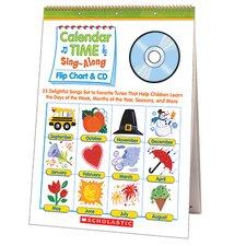 Calendar Time Sing Along Flip CD