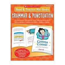 Read and Practice Mini-Books Grammar Book