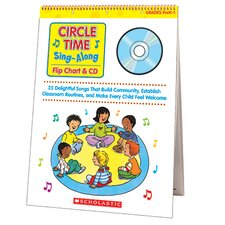 Circle Time Sing Along Flip CD