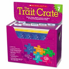 Trait Crate Books for Grade 7 CD (Set of 6)