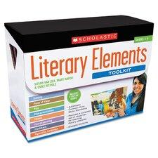 Literary Elements 25-Piece Box Set Book