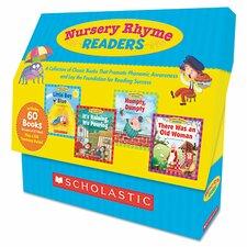 Nursey Rhyme Reader Books Book (Set of 60)