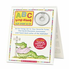 ABC Sing-Along Flip CD