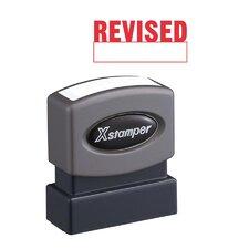Revised Impression Stamp