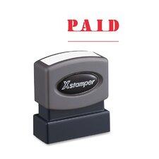 Paid Impression Stamp