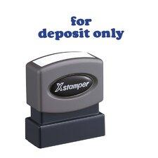 Deposit Impression Stamp