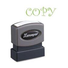 Title Copy Impression Stamp
