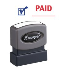 Paid Impression Stamp